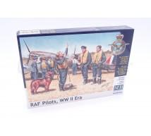 Master Box - Pilotes RAF WWII