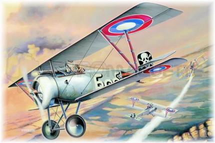 Eduard - Nieuport 23