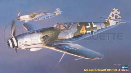 Hasegawa - Me-109 K4