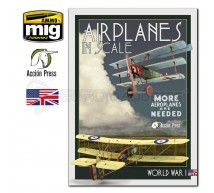 Mig products - WWI Airplanes in Scale (ENG)