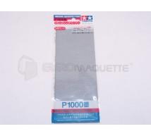 Tamiya - Papier abrasif 1000