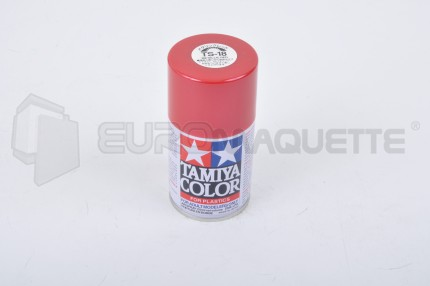 Tamiya - Rouge Métal Brillant TS-18 (bombe 100ml)
