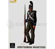 Hat - Wurttemberg Musketeers
