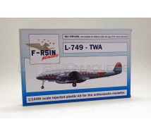 F Resin - L-749 Constellation TWA