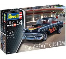 Revell - Chevy 56 Custom