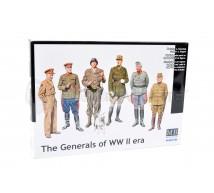 Master Box - Generaux Alliés WWII