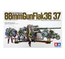 Tamiya - Canon Flak 88mm