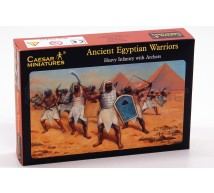 Caesar miniatures - Egyptian Warriors