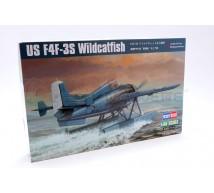 Hobby boss - F4F-3S Wildcatfish