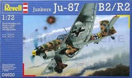 Revell - Ju -87 B-2/R-2
