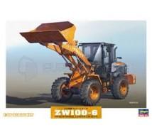 Hasegawa - Hitachi wheel loader ZW100-6
