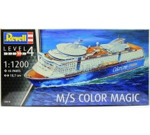 Revell - M/S color Magic 1/1200