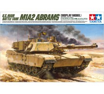 Tamiya - M1A2 Abrams 1/16