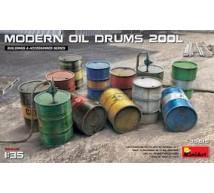 Miniart - Modern oildrums 200L