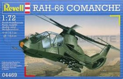 Revell - RAH.66 Comanche