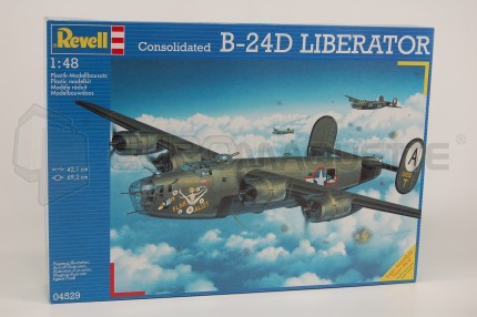 Revell - B-24D Liberator
