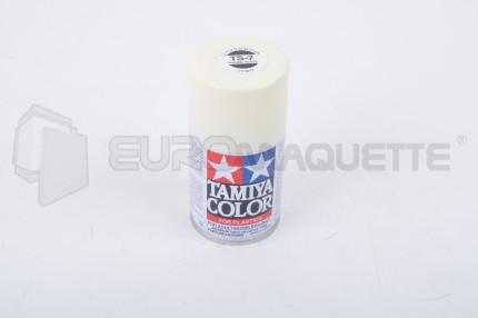 Tamiya - Blanc Cassé Brillant TS-7 (bombe 100ml)