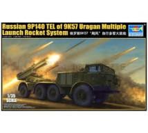 Trumpeter - 9P140 Uragan MLRS