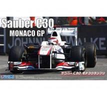Fujimi - Sauber C30 Monaco GP