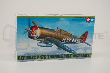 Tamiya - P-47D Thunderbolt Razorb.