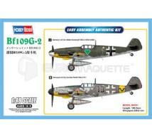 Hobby boss - Bf-109 G-2