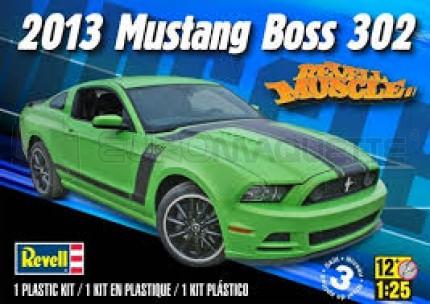 Revell - Mustang Boss 302 2013