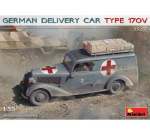 Miniart - Type 170 delivery car ambulance