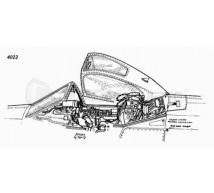 Cmk - BAC Lightning interieur  (airfix)