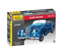 Heller - Talbot Record