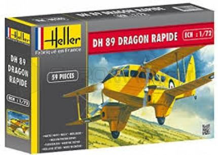 Heller - DH89 Dragon rapide