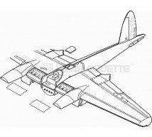 Cmk - Mosquito Mk IV/ VI exterieur