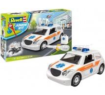Revell - Junior kit ambulance car