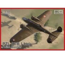 Ibg - PZL 37 B I Los