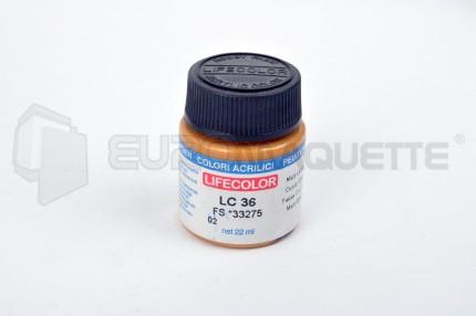 Life Color - Cuir LC36 (pot 22ml)