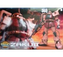 Bandai - MSM MS-06S Zaku II (0165663)