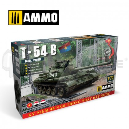 Mig products - T-54B