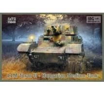 Ibg - Tank 41 M Turan II