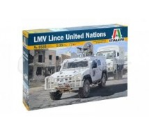 Italeri - LMV Lince UN