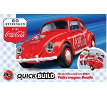 Airfix - VW Beeltle Coca Cola