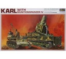 Hasegawa - MB33    Karl & panzer