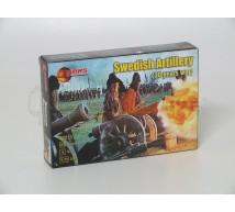 Mars - Artillerie Suedoise