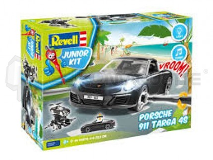Revell - Porsche 911 Targa 4S Junior kit