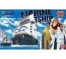 Bandai - One Piece Marine ship (0181585)