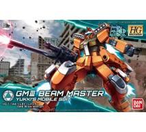 Bandai - HG GM III Beam Master (0225731)