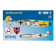 Eduard - Bf-109 F-2 (WE)