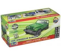 Revell - Jeep Wrangler Rubicon (Snap)