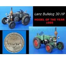 Plus Model - Tracteur Lanz Bulldog 30HP