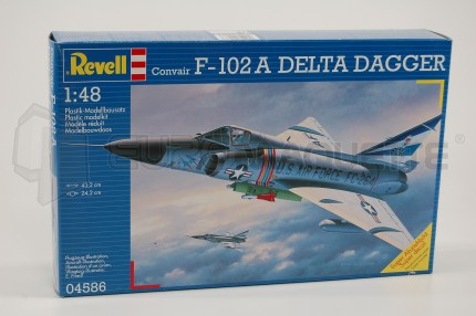 Revell - F-102 Delta Dagger