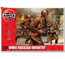 Airfix - Russian Infantry