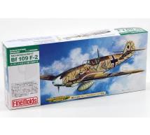 Fine Molds - MESSERSCHMITT Bf 109 F-2